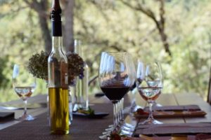 A classic wine country experience