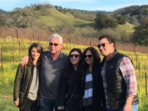 A great family wine tasting day